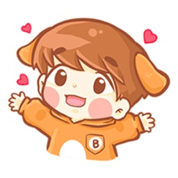 Lovely Baby Stickers