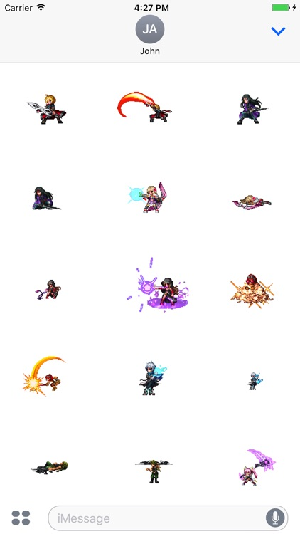 FFBE Stickers screenshot-1