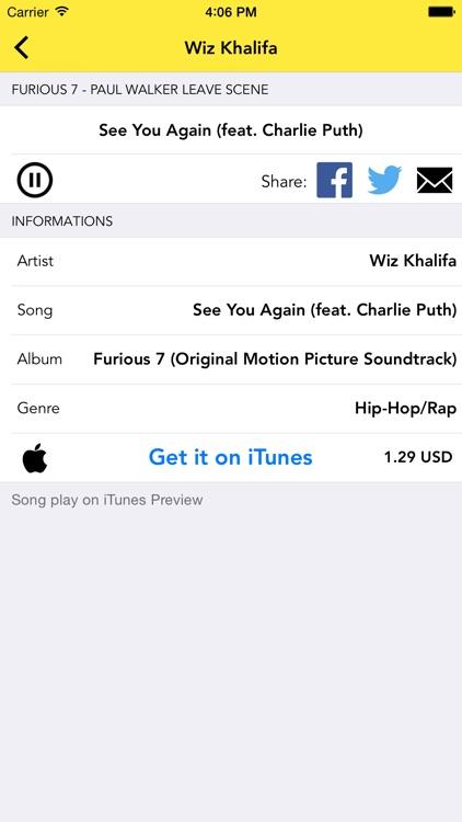 Find Soundtracks screenshot-4