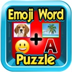 Emoji Word Puzzle Quiz - 2 to 3 pics to Guess the saying to earn coins. icon