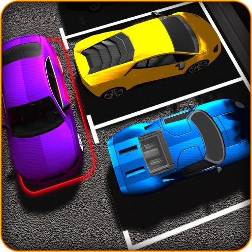 駐車場渋滞-3 D 車のパズルのブロックを解除