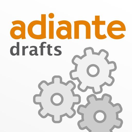 adiante drafts - adiante apps viewer