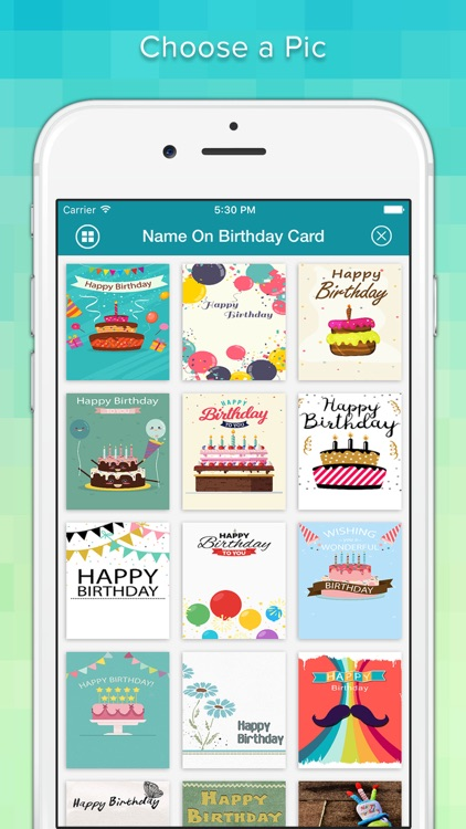 Happy Birthday Greeting Cards Maker