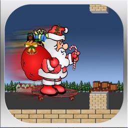 Jumpy Jack Santa Rescues Christmas Prizes