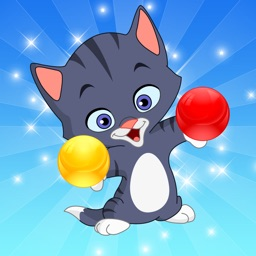 Bubble Pop Kitty Cat - Puzzle Shooter Popping Game