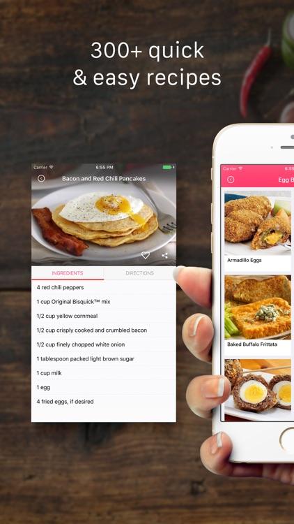 Egg Recipes: Healthy recipes & cooking videos