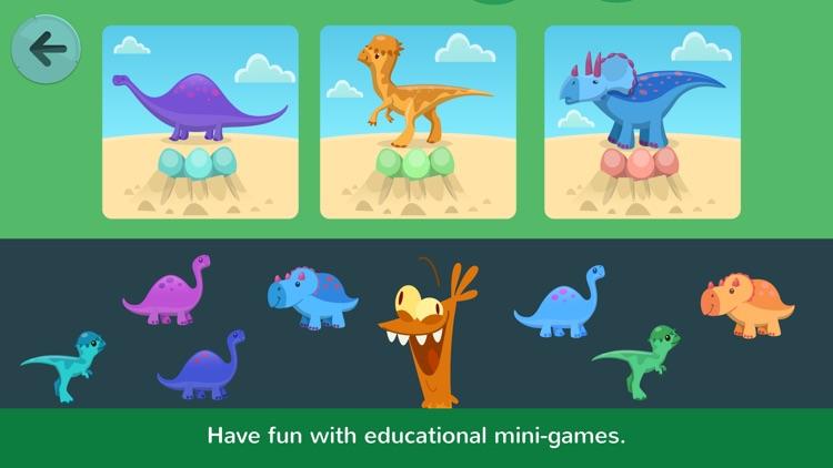 Dinos Jump - Dinosaur action game for kids screenshot-4