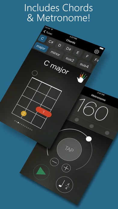 download Precision Ukulele Tuner - with Chords & Metronome apps 4