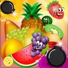 Kid Fun Fruit 2 - The fruit flying shoot games icon