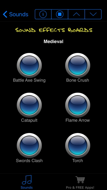 Sound Effects & Noises - Free Sound Board App