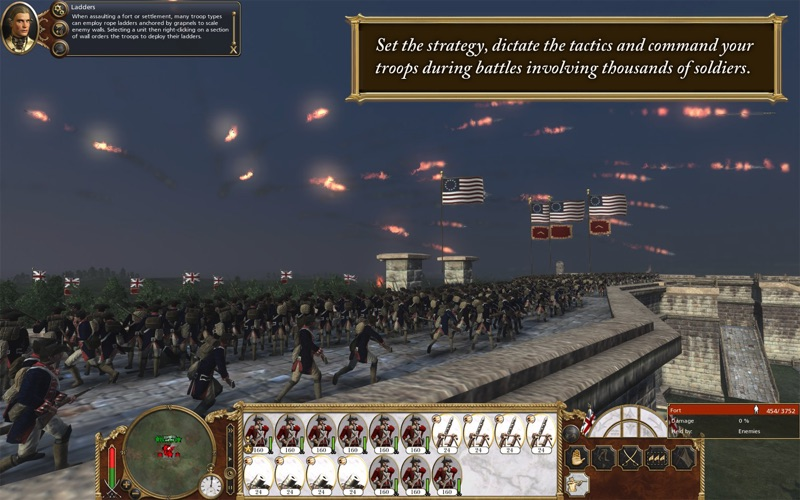 Screenshot #3 for Empire: Total War - Gold Edition