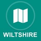Wiltshire, Reino Unido : Off-line GPS Navigation icon