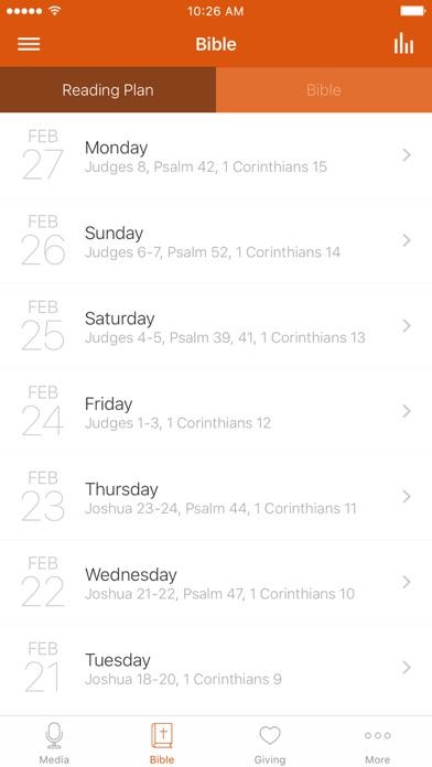 Uplift Christian Ministries screenshot 2