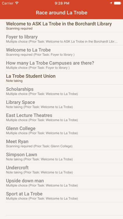 Campus Guide screenshot-2