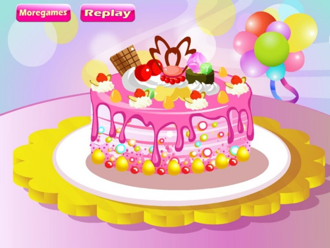 Yummy Cake Cooking Games Hd On The App Store