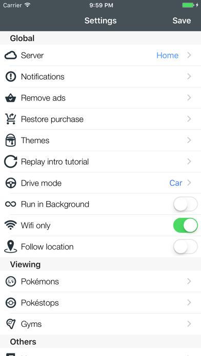 iPokeGo for Pokemon GO by Dimitri Dessus (iOS, United States