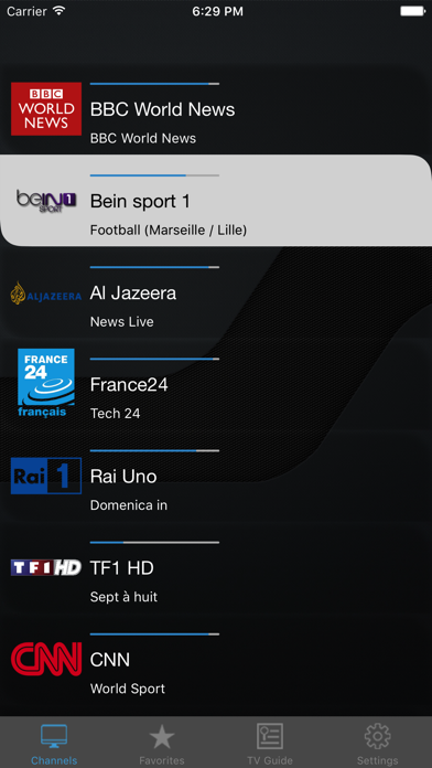 Top 10 Apps like GSE SMART IPTV in 2019 for iPhone & iPad