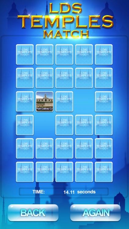 LDS Temples Match screenshot-3