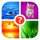 Trova la parola! ~ Quiz con 4 immagini e 1 parola icon