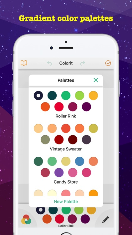 InColor - Coloring Book for adults screenshot-3