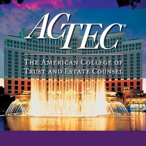 ACTEC 2016 Annual Meeting