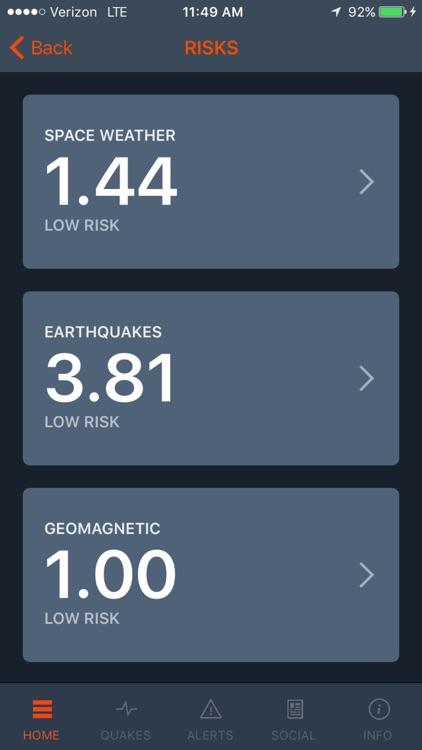Disaster Prediction App screenshot-3