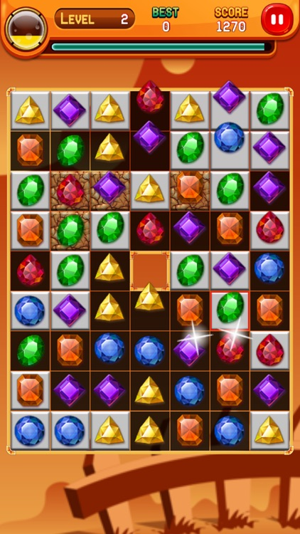 Jewels Gems screenshot-3