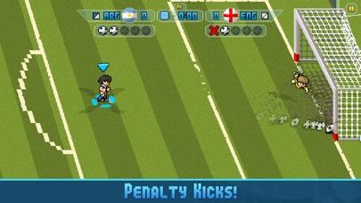 Скриншот Pixel Cup Soccer 16