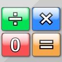 TransCalc/ 透明になる電卓(無料)