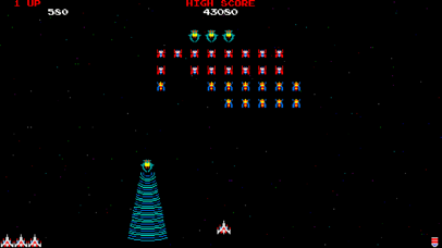 Galax Defender screenshot 1