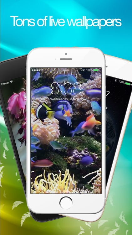 iLive Pro - Live Wallpapers for iPhone 7 screenshot-4
