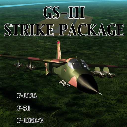 Gunship III - Flight Simulator - STRIKE PACKAGE icon