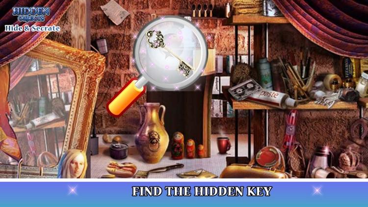 Hide And Secret Hidden Objects screenshot-3
