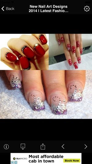 10000 Nail Art Salon Polish Designs Free On The App Store