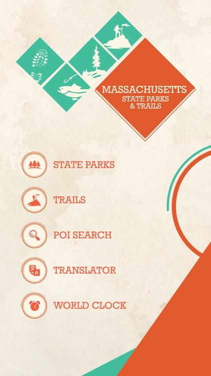 Massachusetts State Parks & Trails