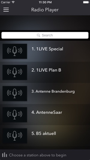 Germany Radios Top Stations Fm Music Player Live On The App Store