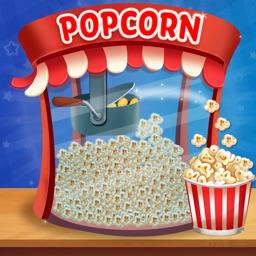 Popcorn Factory - Popcorn Maker Cooking Games