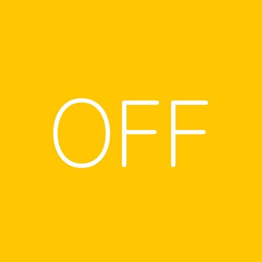 かんたん・シンプルな割引計算アプリ - OFF