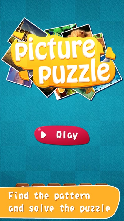 Picture puzzle - HD