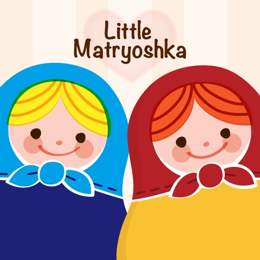 Little Matryoshka Stickers for iMessage