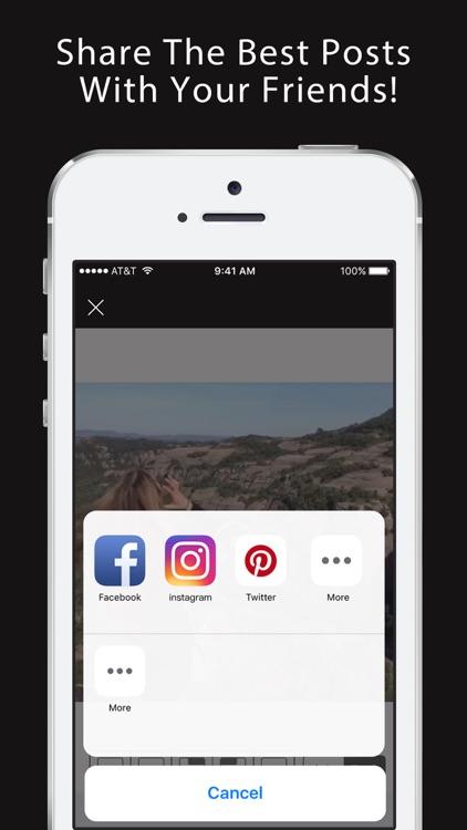 Repost for Instagram+ No Watermark in Video screenshot-4