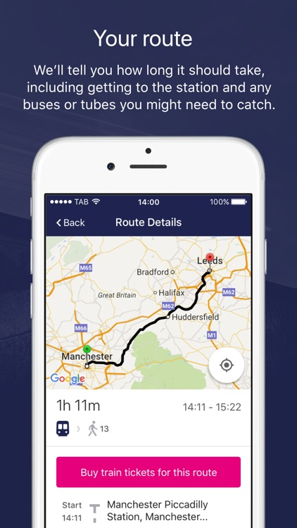 TransPennine Express screenshot-3