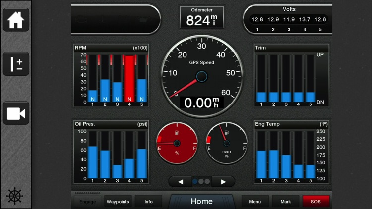 Garmin Helm™ screenshot-3