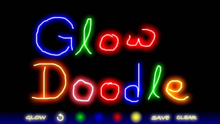 Glow Doodle screenshot-3
