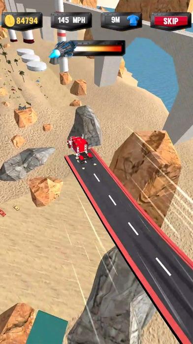 Stunt Truck Jumping screenshot 3