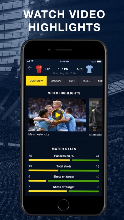 Pitch Football News & Scores screenshot-5