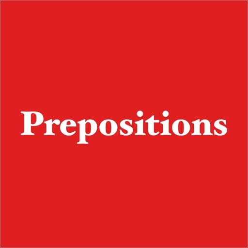Preposition | English Grammar icon