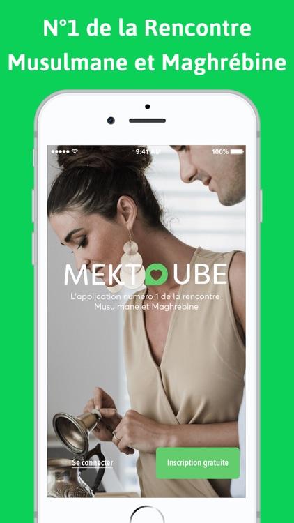 Mektoube - Rencontre musulmane screenshot-0