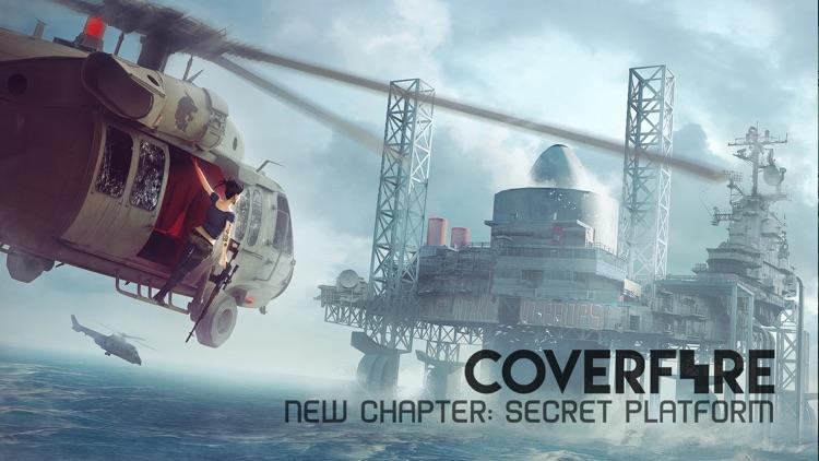 Cover Fire: Shooting Games 3d screenshot-7