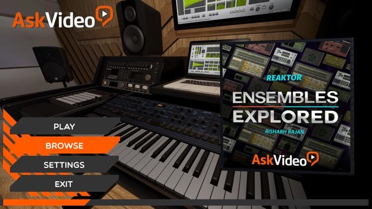 Ensembles Course By Ask.Video